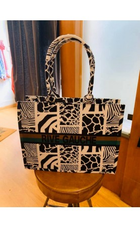 Fabric bag - Rive Gauche