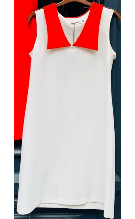 Robe Hippocampe col rouge