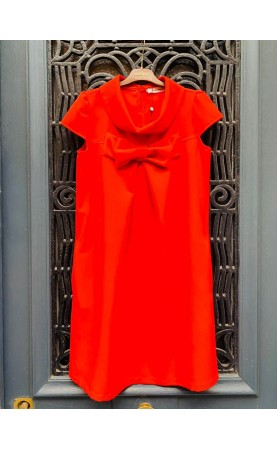 Robe Hippocampe Rouge